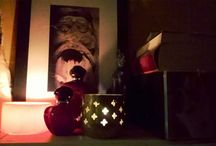 luci e candele / Relaxing candles