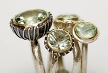 Art Jewelry - Rings / by C. D. Stonestreet