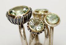 Art Jewelry - Rings / by C. D. Stonestreet