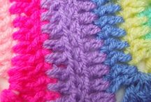 Crochet how too / Stitches and more