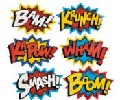 4th B-Day:  Superheros! / by Amanda Keane Ayres