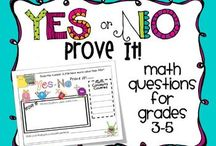 Math-Problem Solving / by Angie Carter