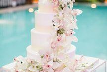 Esküvőnk torta