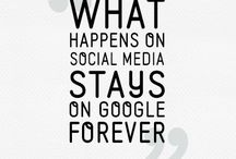 Funny on Social Media / Funny quotes on #socialmedia usage that make us at brandanew.co go LOL :)