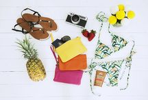 Mighty Purse Inspiration / Not sure how to pair your Mighty Purse with your favourite outfits? Here is some inspiration!