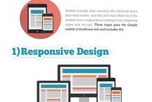 Mobile-friendly responsive Websites