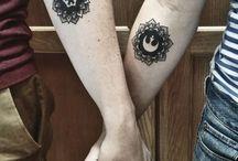 Star wars tats / by Wil Willis
