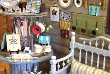 display and merchandising ideas / by Kathryn Keever