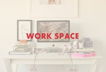 OFFICE INSPIRATION / We're giving our Santa Monica office a makeover. Check out the spaces, places, and organizational ideas inspiring the the Beautycounter team right now.  / by Beautycounter