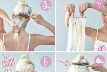 hair love tutorials ⭐