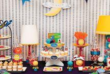 birthday ideas / by Whitney Bruton