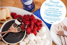 Pinnacle® Food Recipes / Have your vodka and eat it too with these delicious recipes.