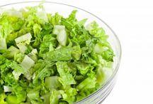 Rafraîchir et mieux garder salade