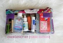 purses and purse organization / by Debra Way