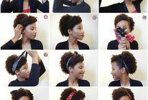 Prender cabelos
