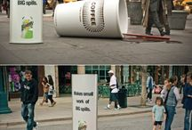 Guerrilla marketing / Ideas