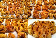 Pasta Börek hamur işleri