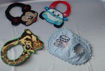 bordando o 7 / confecção de enxoval e bordados personalizados para bebês