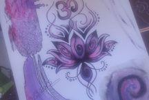 Draws (ideas for tattoo)