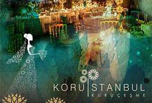 Koru İstanbul / Koru İstanbul, Boğaz'ın eşsiz manzarasını en özel anlarınızla birleştirmek için sizlerle.   www.koruistanbul.com
