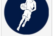 Basketball Items - Girl / Designs and items with young girl basketball theme. #basketball #girl