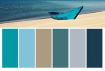 Brand-Spiration / I've created this board of photo-based colour palettes to inspire the DIY designer who is crafting their big, beautiful brand. www.seryna.ca