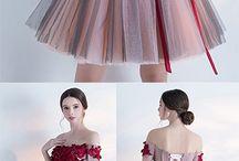 flowery 3d dress