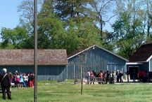 Digs Tours / Book a school or group to tour our living history museum.