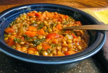 Soups stews and chili