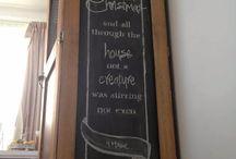 I <3 Chalk Art