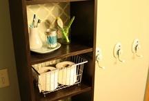 Clean/Organized / by Jen Anderson