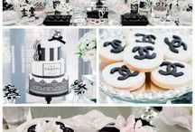 {Sweet Table} Chanel Inspired