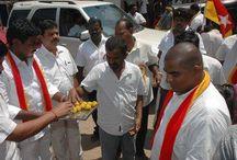 AISMK Party RK Nagar Constituency flag hosting Function - 2013