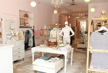 Ideas for small boutique