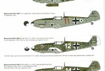WW2-German fighters