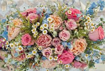Client Floral / Ideas you may really like for your Wedding Day Floral!