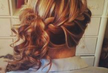 Cute hairstyles / Hairstyles for all ocassions