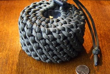 Paracord / Paracord ideas / by Kevin Tobergte