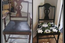 Furniture redos  / by Tracey Monteith