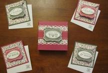 CARD Ideas / by Roxanne Fox