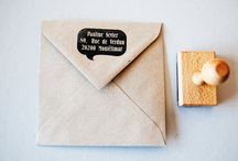 Snail mail / by Holly Harrison