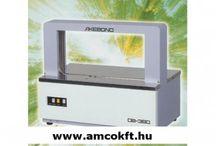 Ismerje meg a StraPack japán gyártmányú, kiváló minőségű Akebono bandázsoló gépét! / http://www.amcokft.hu/Bandazsolo-gep-Strapack-Akebono-OB360