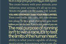 Good attitude / Desire to win