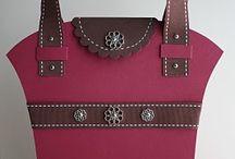 Handbag cards