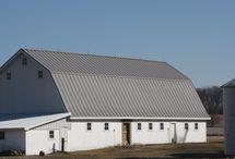Slate Gray Metal Roof