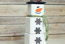 Winter / winter crafts, winter crafts for kids, DIY wood crafts, snowman kit, winter letters, snowflake crafts, winter door hangs, frosty the snowman projects, winter bucket list