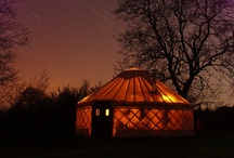 Yurts and other alternative ways of living.. / by Bo Doorgeest