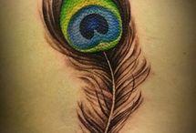 Tattoos / by Sahar Shakoori