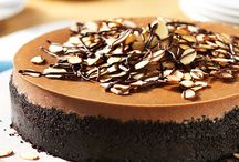 Chocolate PHILLY Recipes / Ah, creamy delicious Philadelphia Chocolate Cream Cheese Product -- nothing else bakes or tastes just like it. Get chocolate cheesecake recipe ideas and get baking!