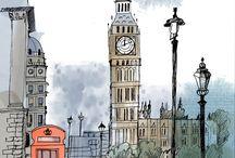 10 skulte steder å besøke i London